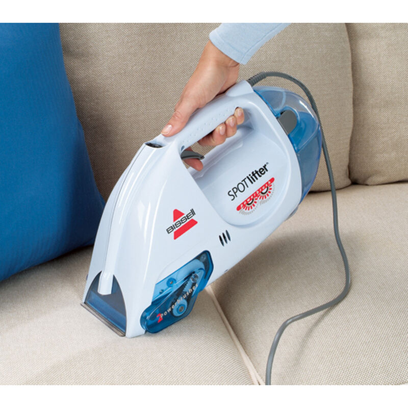 Spotlifter Powerbrush Portable Carpet Cleaner 1716 upholstery cleaning