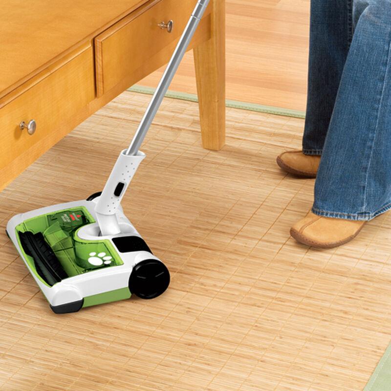 Pet Hair Eraser Carpet Sweeper 23T6 pet hair