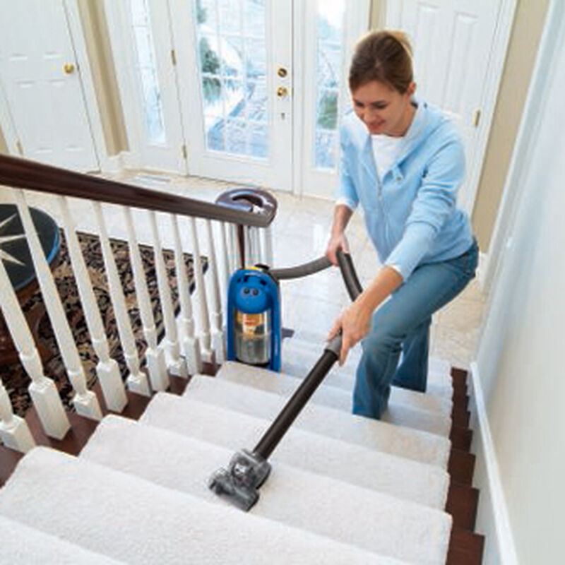LiftOff MultiCyclonic Pet Vacuum 89Q9C Stair Cleaning