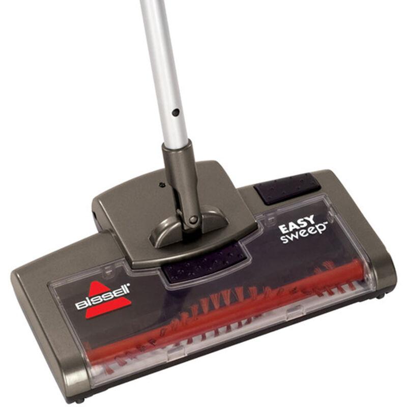 EasySweep Carpet Sweeper 15D15C swivel sweeper