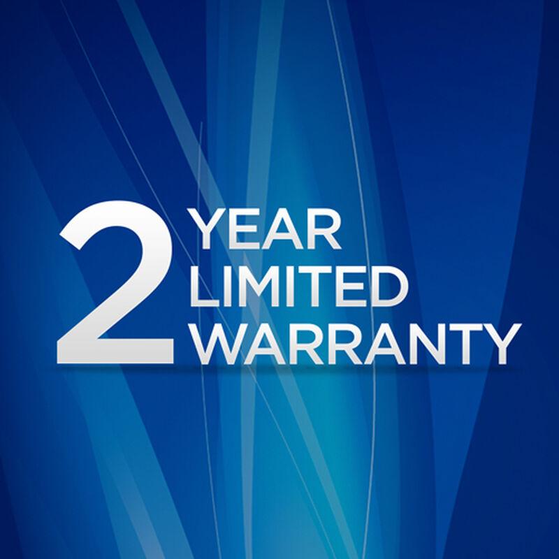 LiftOff Steam Mop 39W7 2 Year Limited Warranty