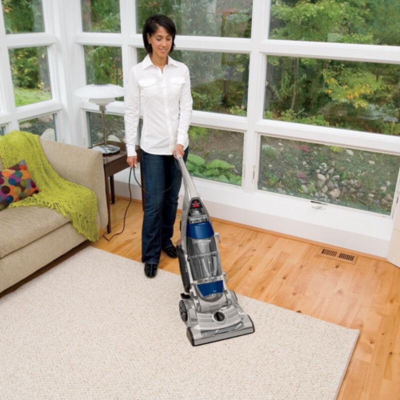 Total Floors Complete Vacuum 52C2 rugs