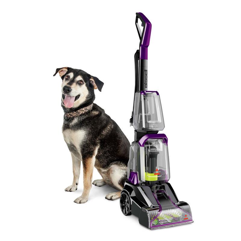 BISSELL PowerForce™ PowerBrush Pet Advanced Carpet Cleaner 2910 Hero