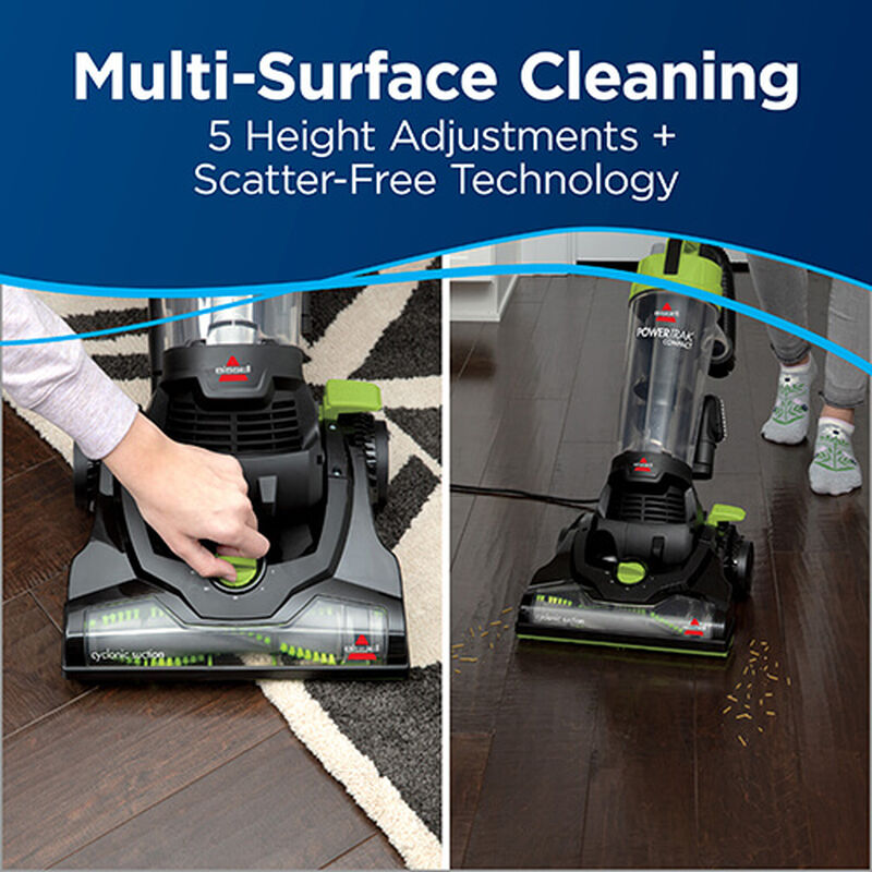 PowerTrack Compact Vacuum Cleaner 2598 BISSELL Vacuums Multi Surface