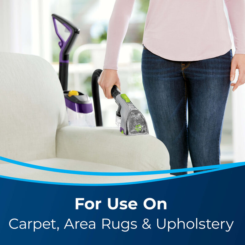 BISSELL Clean + Refresh Febreze Carpet Formula 2276 Carpet Cleaning Formula Use