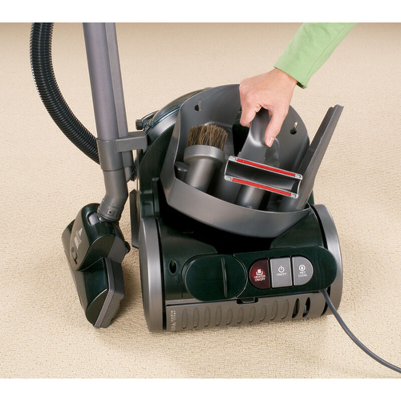 Big Green Complete Carpet Cleaner 7700 Tool Storage