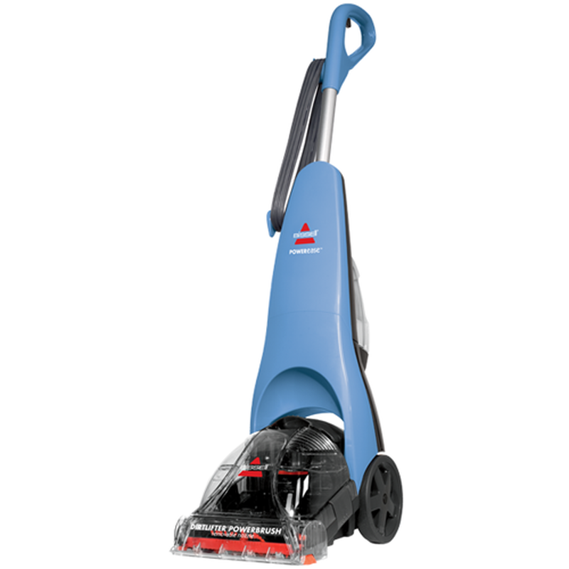 Powerease Carpet Cleaner 76R9 Side View