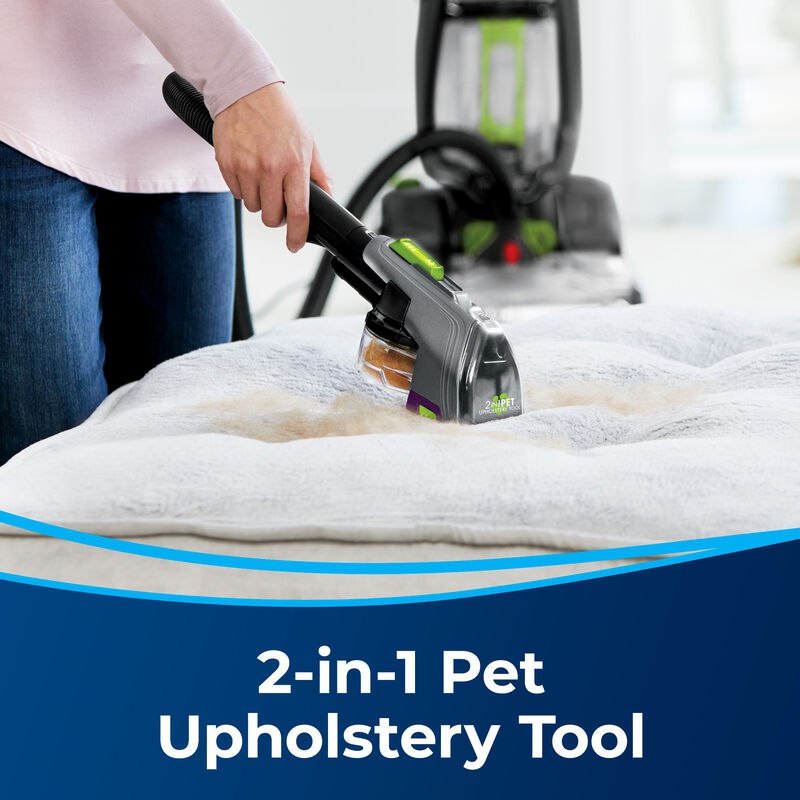 2-in-1 Pet Upholstery Tool