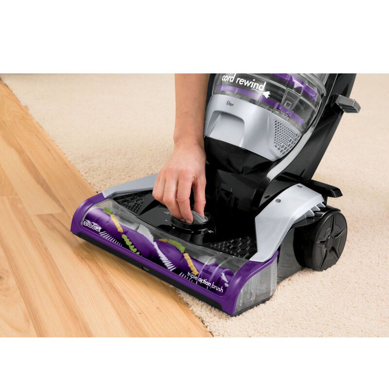 CleanView Pet Rewind Vacuum 1328 Height Adjustment Kno