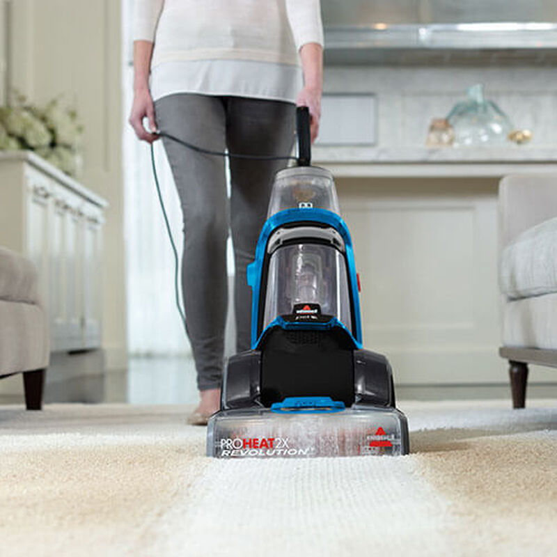 ProHeat 2X Revolution 15506 BISSELL Carpet Cleaners DIrt Path