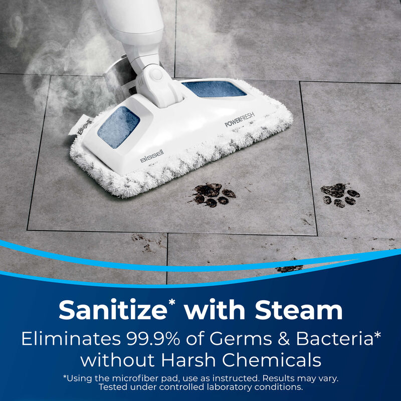 PowerFresh® Steam Mop Hard Floor Steam Cleaner 1940 Sanitize