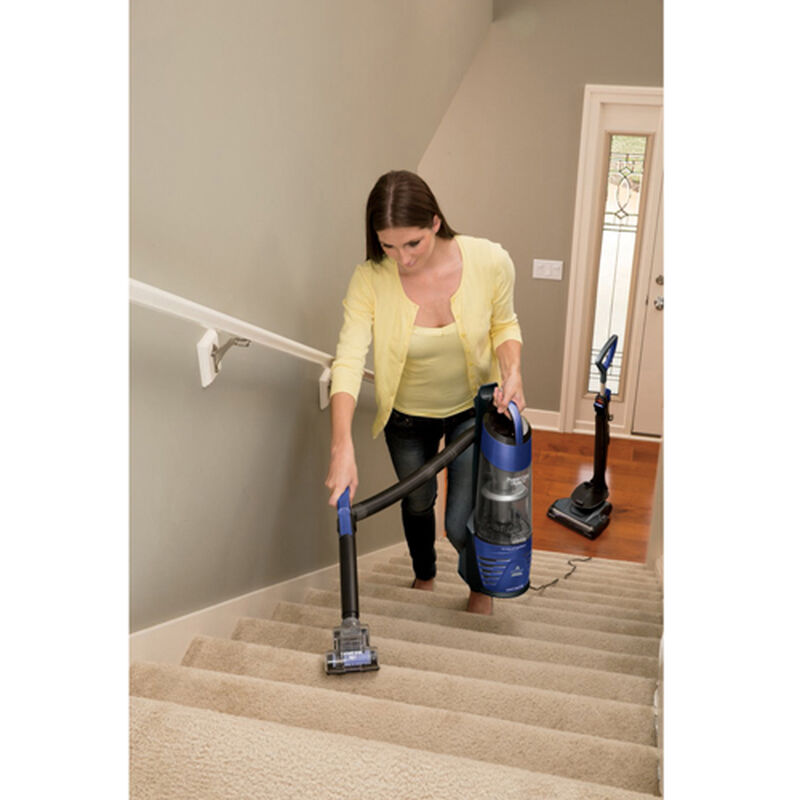 PowerGlide Deluxe Pet LiftOff Vacuum 2763 Portable Stair Cleaning