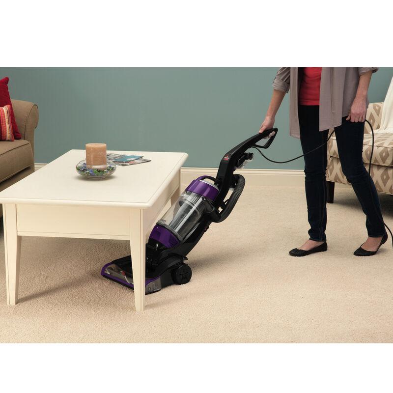 CleanView Plus Vacuum 1334 Under Furniture Cleaning