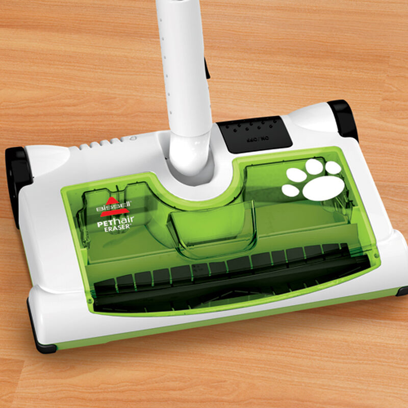Pet Hair Eraser Carpet Sweeper 23T6 easy empty