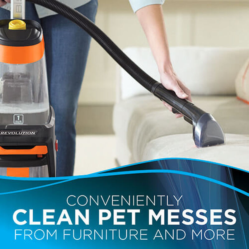 1548 ProHeat 2X Revolution Pet Carpet Cleaner Upholstery Cleaning