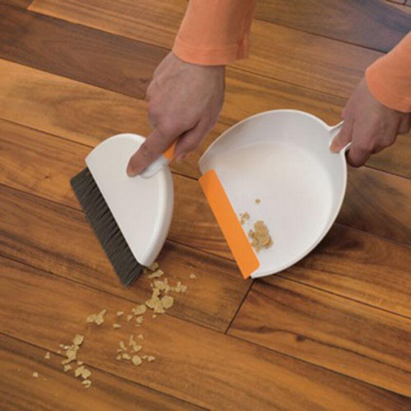 Mini dustpan and hand broom set 1745 quick clean ups