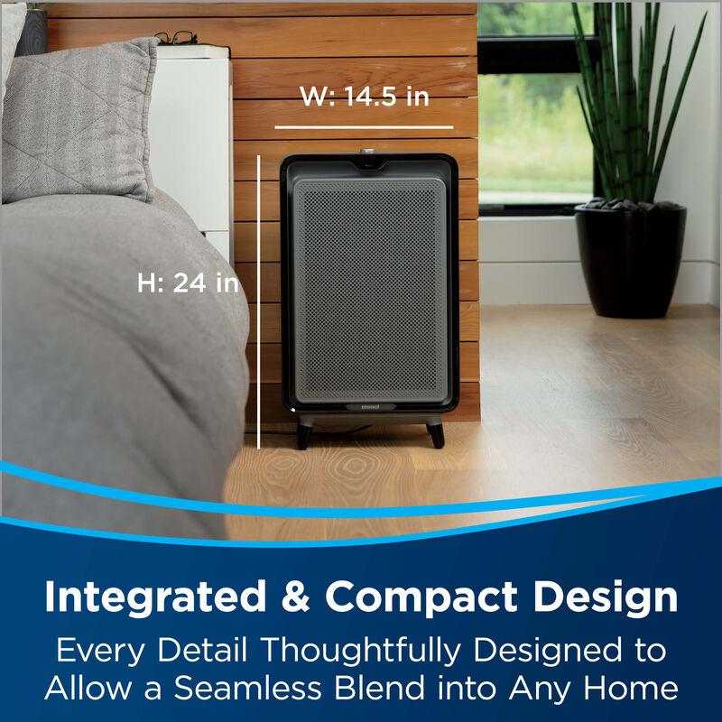 BISSELL air220 Air Purifier 2609A Compact Design