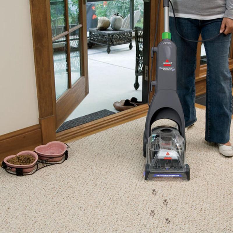 PowerClean Powerbrush Plus Carpet Cleaner 47B2K Upright Carpet Cleaning