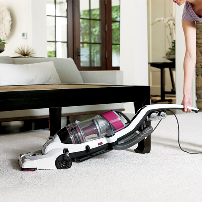 CleanView Plus Upright Vacuum 3583 Under Furniture Cleaning