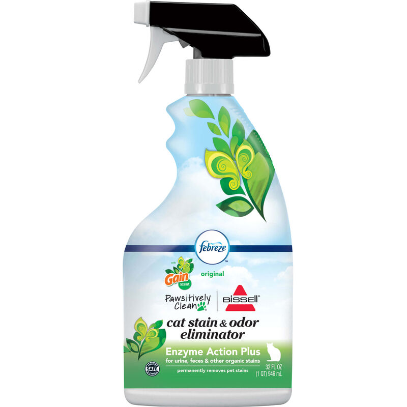 BISSELL Enzyme Action Plus Cat Stain & Odor Eliminator 19311 Hero
