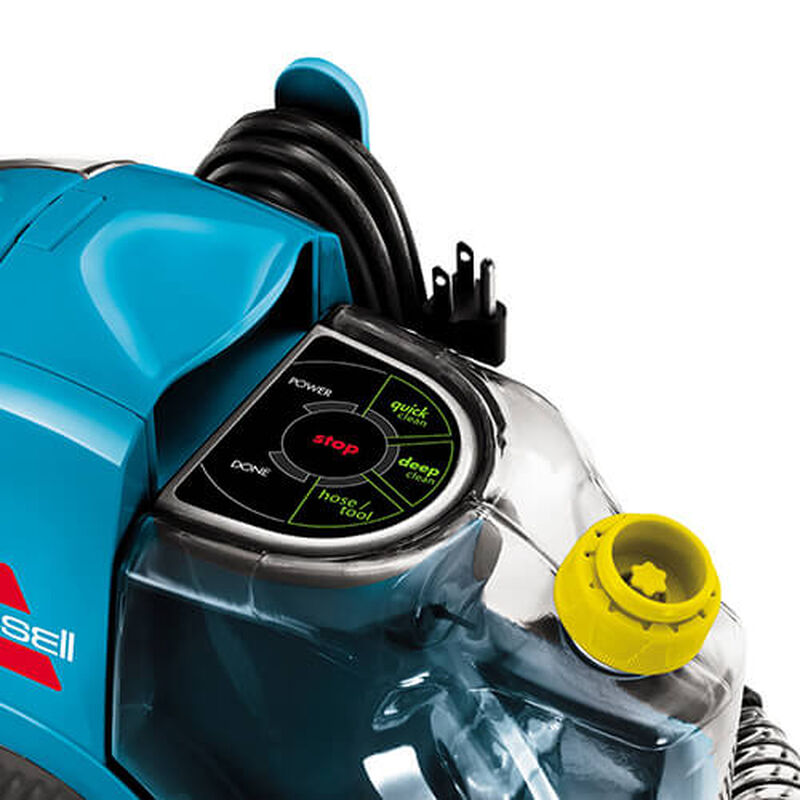 SpotBot_2117_BISSELL_Portable_Carpet_Cleaner_Controls