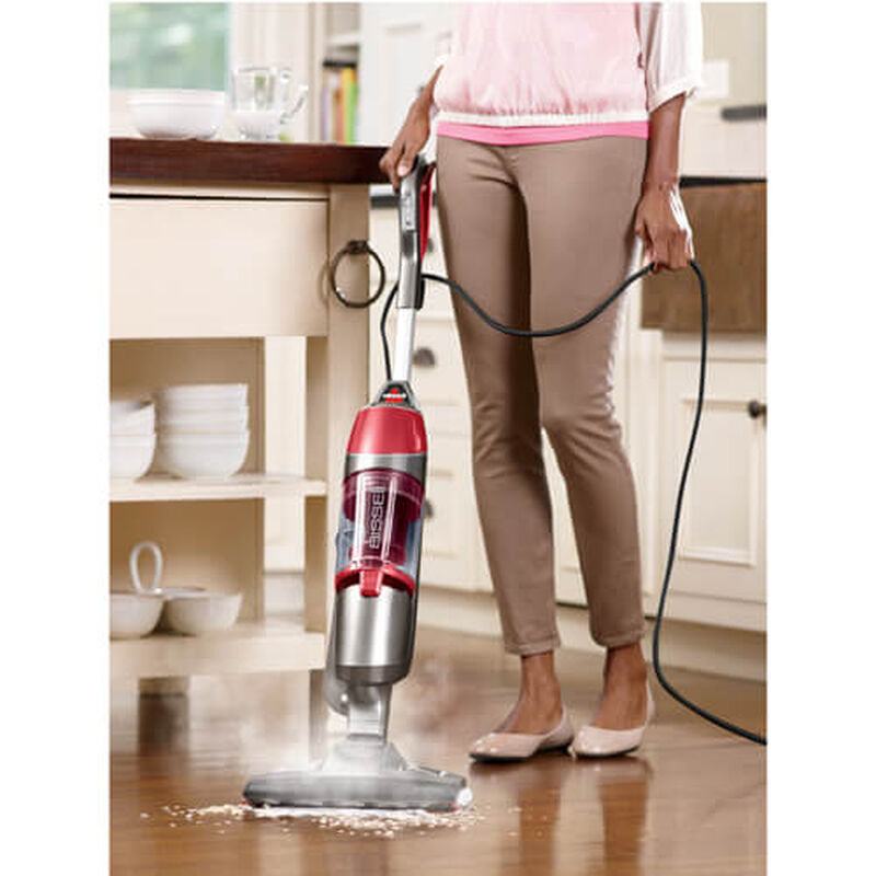 Symphony Steam Mop 1132 Wood Floor Cleaning