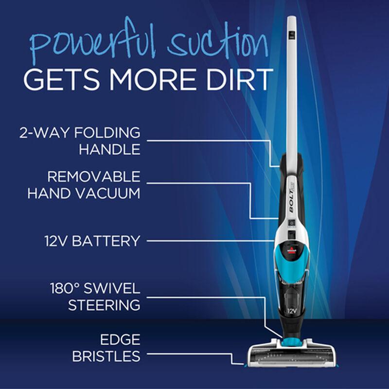 Bolt Plus Stick Vacuum 13139 product features