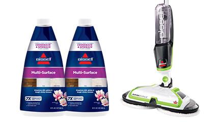hardfloor cleaners